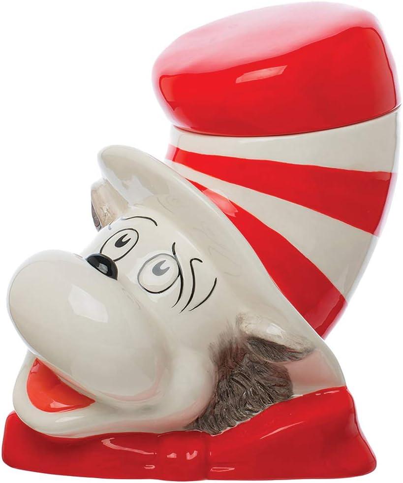 Dr Seuss Cat In The Hat Cookie Jar by Vandor