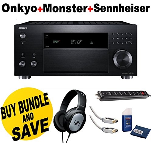 Onkyo 7 2 Channel Accessory Sennheiser Headphones