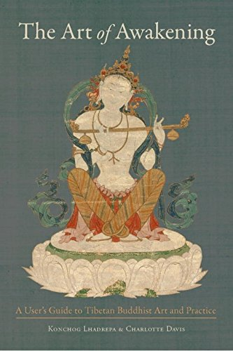 Tibetan Art - The Art of Awakening: A User's Guide to Tibetan Buddhist Art and Practice