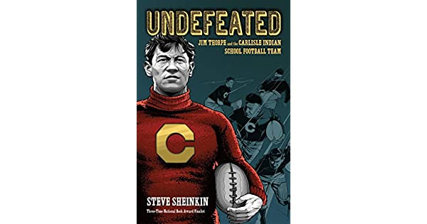 Amazon.com: Undefeated: Jim Thorpe and the Carlisle Indian ...
