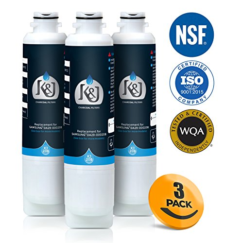 Samsung Compatible Refrigerator Water Filters for DA2900020B