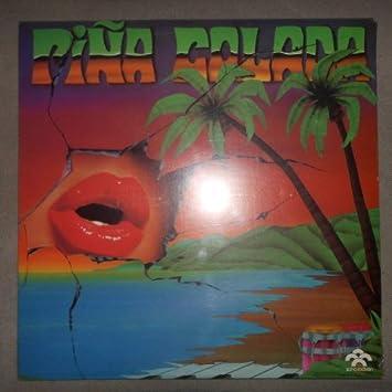 Piña Colada. Lp Vinyl