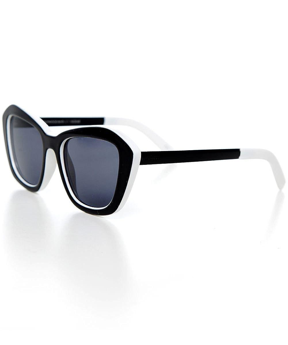 Le Specs Gafas de sol Eye Cat de Hollywood Boulevard Negro ...