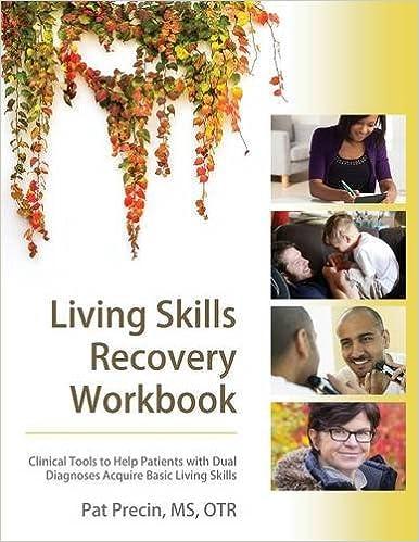 Living Skills Recovery Workbook: Pat Precin: 9781626548589: Amazon ...