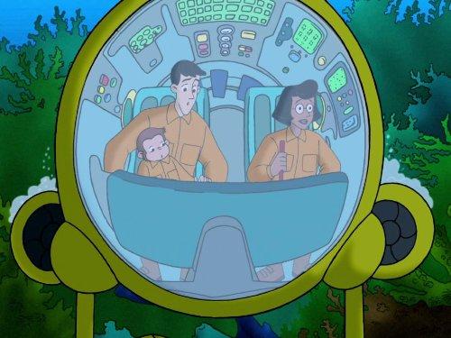 Curious George Space Monkey (Curious George, Sea Monkey/Old McGeorgie Had a Farm)