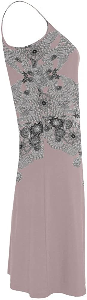 Custom Slip Dress Jewels Slip Dress