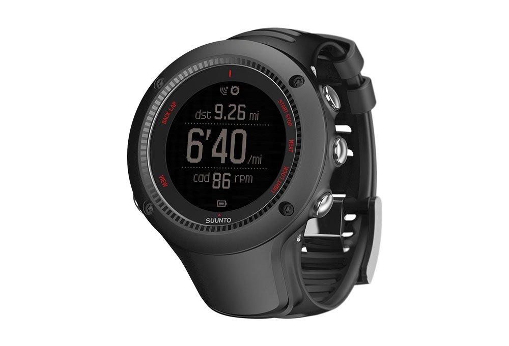 Suunto Ambit3 Run Watch - black, one size