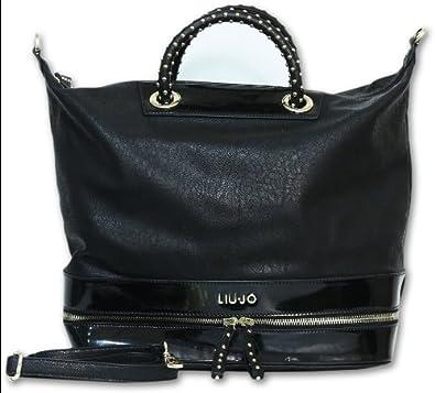 575532a015ce Liu Jo Access. - Sac M Margot Couleur Noir  Amazon.fr  Chaussures et ...
