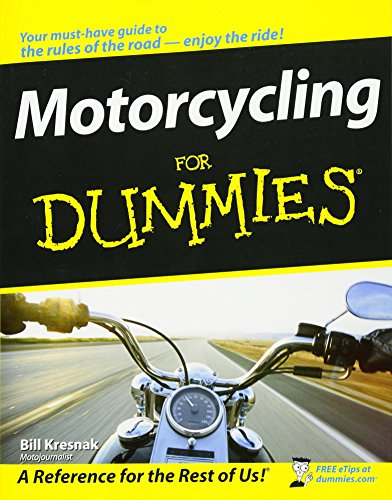 Motorcycling For Dummies ()
