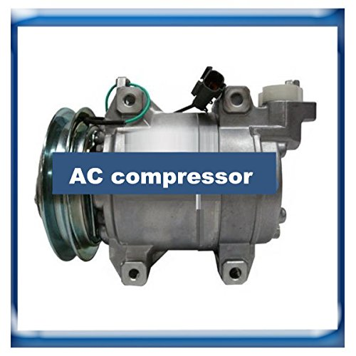 GOWE ac compressor for DKS15D ac compressor for John Deere Excavator/Hitachi Crane Grua 506012-2330 506211-7930 4621589 4719131 (Grua Crane)