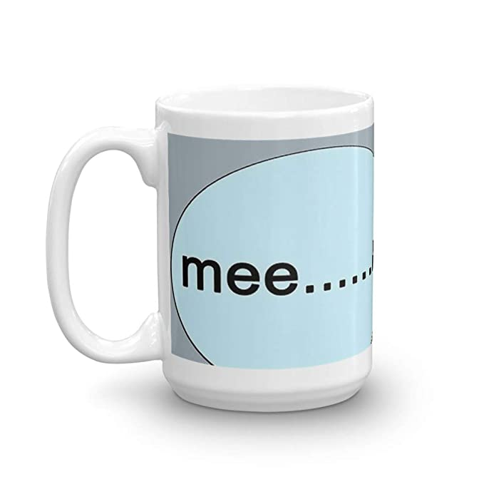 Amazon.com: wikiHow to Pronounce Meme. 15 Oz Ceramic Glossy Gift ... #coffeeLovers