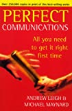 img - for PERFECT COMMUNICATIONS (PERFECT S.) book / textbook / text book