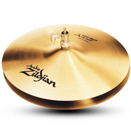 Zildjian 13'' New Beat Hi Hat Top Cymbal