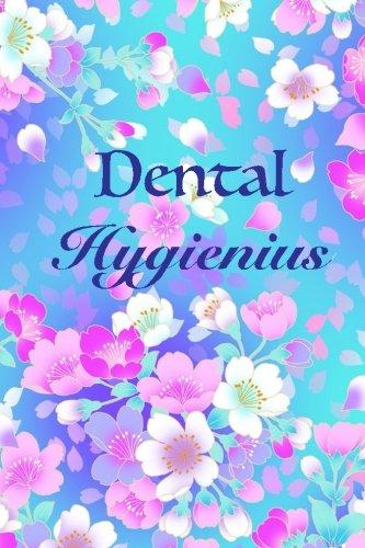 dental-hygienius-dental-hygiene-journal-notebook-150-lined-pages-floral