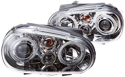 Spec D Tuning LHP GLF99 TM Volkswagon Headlights