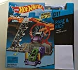 HotWheels Rinse and Race Set