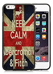 Fahionable Custom Designed iPhone 6 Plus 5.5 Inch Cover Case With Abercrombie and Fitch 19 Black Phone Case