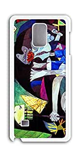 TUTU158600 Cute Cartoon Back Cover case for galaxy note4 - Abstract Birds