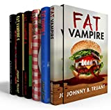 Fat Vampire Big Fat Box Set (The entire 6-book series): An Underdog Vampire Collection (Fat Vampire satire series) (English Edition)