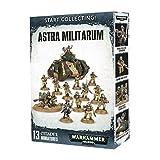 "GAMES WORKSHOP 99120105068"" Start Collecting Astra Militarum Miniature"