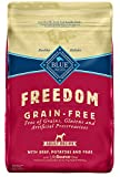 Cheap Blue Buffalo Freedom Grain Free Recipe for Dog, Beef Recipe, 24 lb