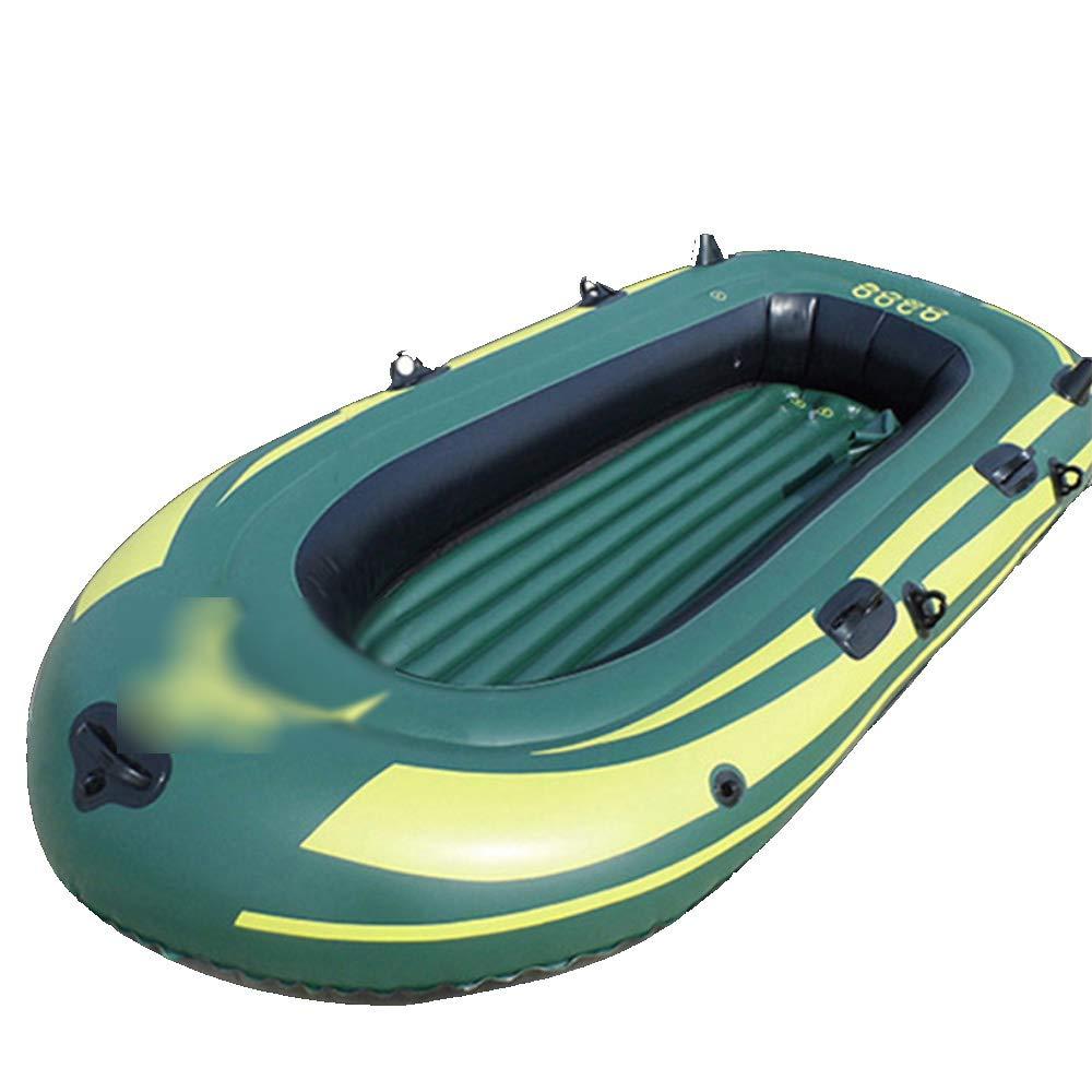 カヤック肥厚耐久性のあるディンギー屋外チャレンジャーインフレータブルボート   B07PLB2MN5