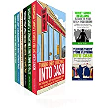 Make Money On eBay Box Set (8 in 1): 300 Items That You Can Sell On eBay For Huge Profit (eBay mastery, how to make a living selling on eBay, reseller secrets)