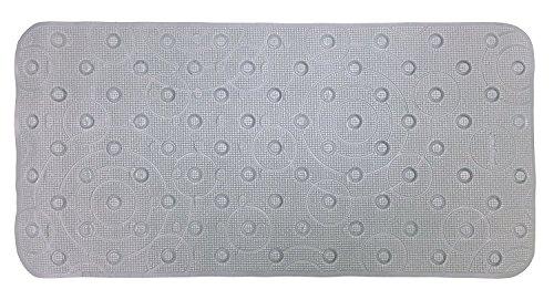 Playtex Cushy Comfy Safety Bath Mat, Grey