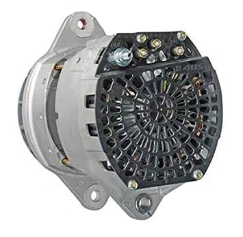 Delco Remy Alternator >> Amazon Com New Alternator Fits Delco Remy 40si Type 12v