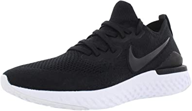 Nike Zapatillas de Tela para Hombre Negro BlackGunsmoke