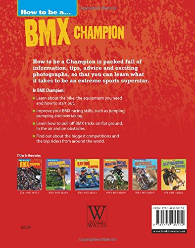 How To Be a Champion: BMX Champion