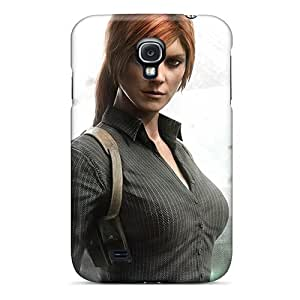 linJUN FENGUltra Slim Fit Hard Jeffrehing Case Cover Specially Made For Galaxy S4- Tom Clancys Splinter Cell Blacklist