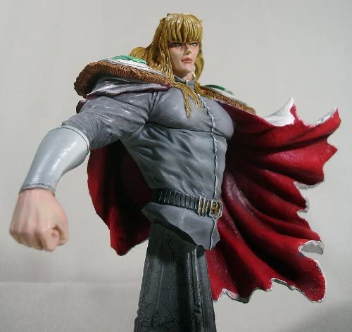 Mini-Bust Fist of the North Star Shin Repainted