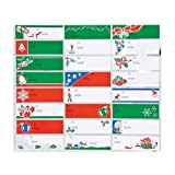 Christmas Traditional To From Giftlabels3 Sheets In Polybag /3 Packs 3 pack
