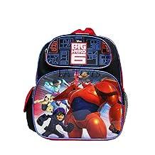 "Disney Pixel Big Hero 6 12"" Kids' Backpack School Bag"