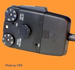 POWER / Tornado ECHO Mic for CB / Ham Radio 4 pin Cobra / Uniden - Workman DM1000