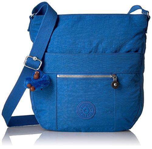 Kipling Bailey Solid Hobo Crossbody Bag, Beloved Blue by Kipling