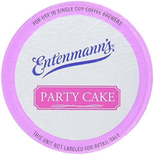 Entenmann's Party Cake Coffee Single Serve Cups, 80 Count by Entenmann's