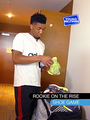 Rookie on the Rise: Shoe Game (Buy Basketball Shoes)