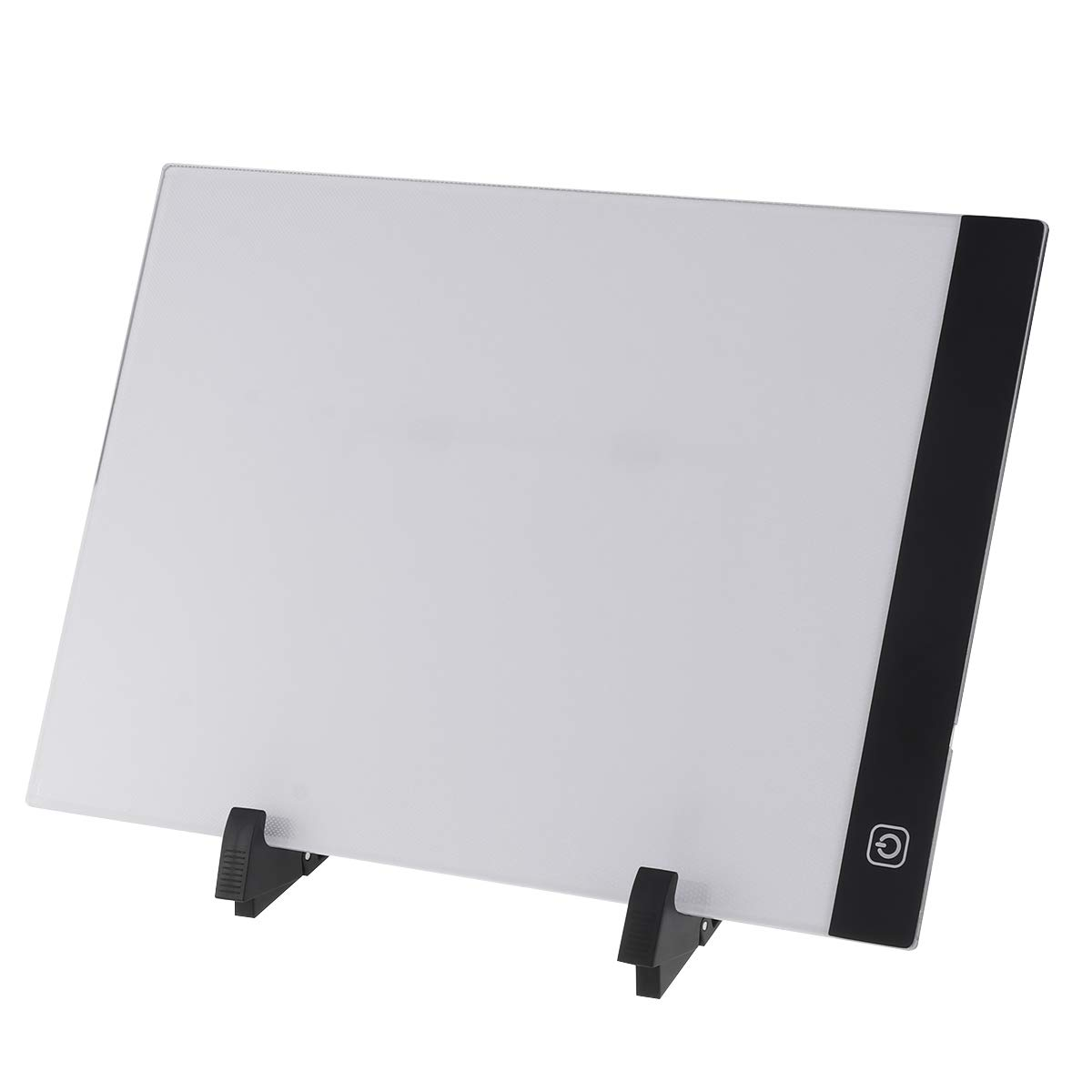 STOBOK Light Drawing Board 1 Set A4 LED Light Box Drawing Sketch Tablet Tracking Artist Backing Plate Diamond Painting Tools for Desktop Table Easel Craft Workstation by STOBOK (Image #5)