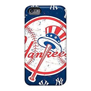 Apple Iphone 6 Plus Bbo11929fHmi Custom Stylish New York Yankees Pictures Protective Cell-phone Hard Cover -AshleySimms
