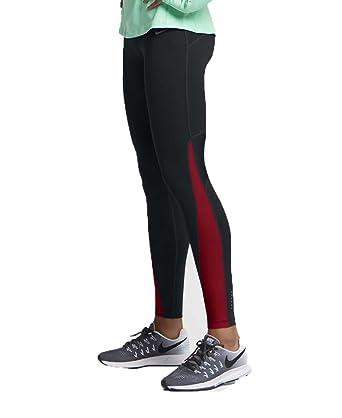 Nike W Racer Tight - Leggings Damen, Farbe Schwarz, Größe: Amazon.de ...