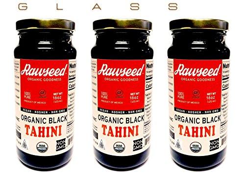 Rawseed Organic Tahini Bottles Kosher product image