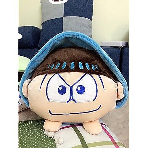 Cosplay Plush Stuffed Doll Toy for Japanese Anime Osomatsu-san Karamatsu Matsuno