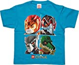 Lego Boys Legends Of Chima Boxes T-Shirt