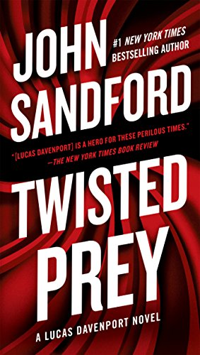 Book cover from Twisted Prey (A Prey Novel) by John Sandford