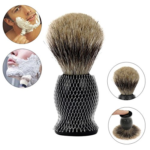 heavy wooden hair brush - 5