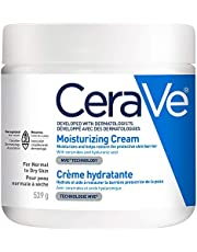 CeraVe Hydrating Face Wash | Daily Facial Cleanser for Dry Skin