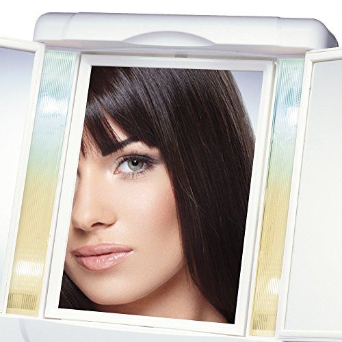 Illumina By Conair Collection Two Sided Lighted Makeup