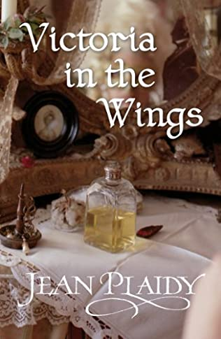 book cover of Victoria in the Wings